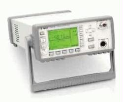 HP/AGILENT E4418A PWR. METER, EPM SERIES, 100 KHZ-50 GHZ